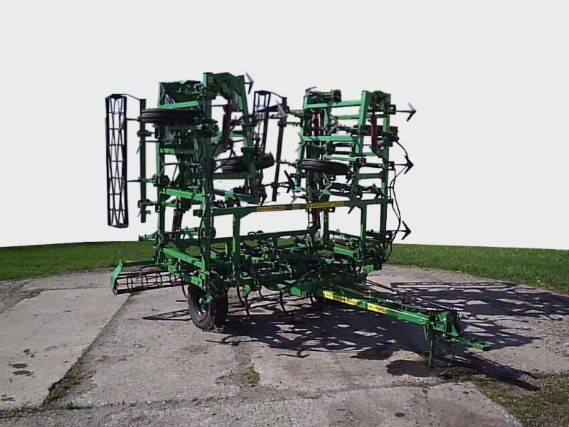 Культиватор для сплошной обработки почвы КСП-12
