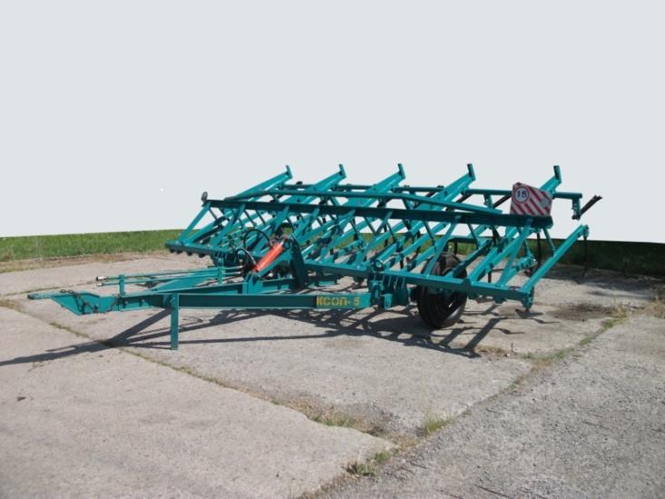 Культиватор сплошной обработки почвы КСОП-5