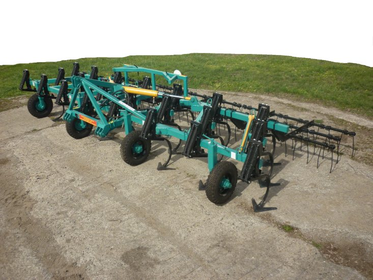 Культиватор для сплошной обработки почвы КСОП-6Н