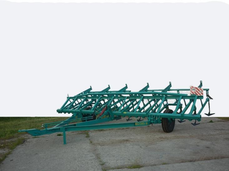 Культиватор сплошной обработки почвы КСОП-6